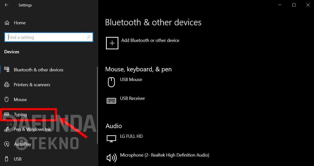 Cara Mematikan Auto Correct Di Windows 10 (3)