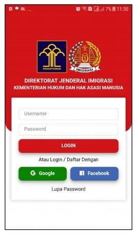 Cara Membuat Paspor Lewat Aplikasi (1)