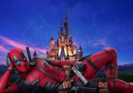 Deadpool Disney Fox