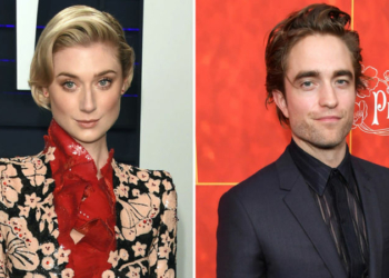 Elizabeth Debicki Robert Pattinson