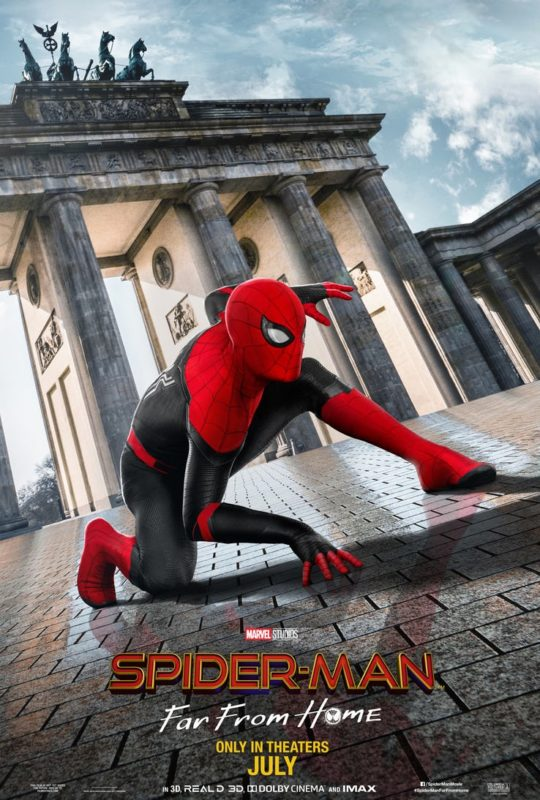 Far From Home Poster Berlin