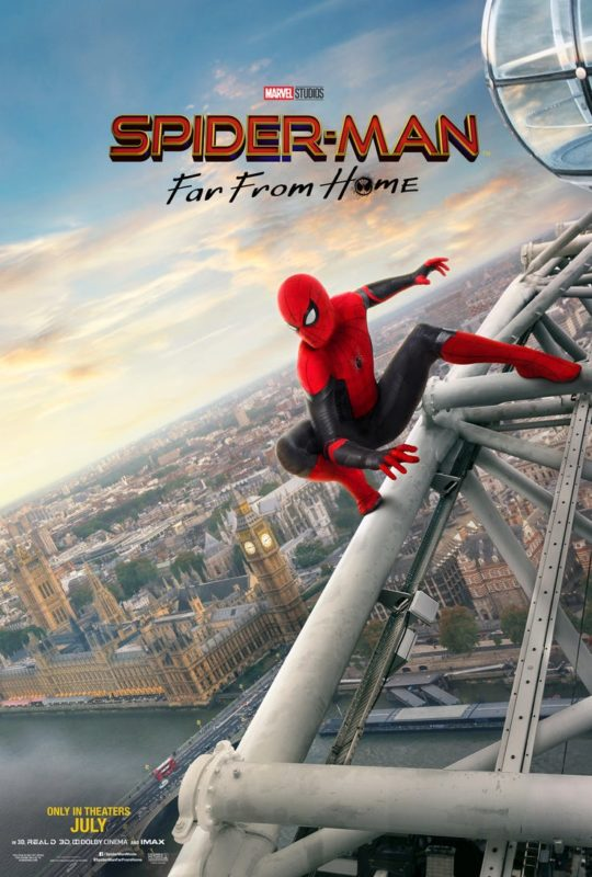 Far From Home Poster London