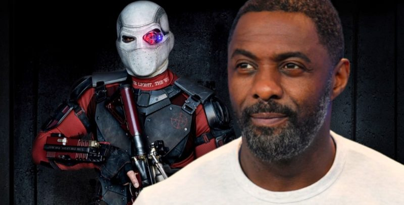 Idris Elba Deadshot