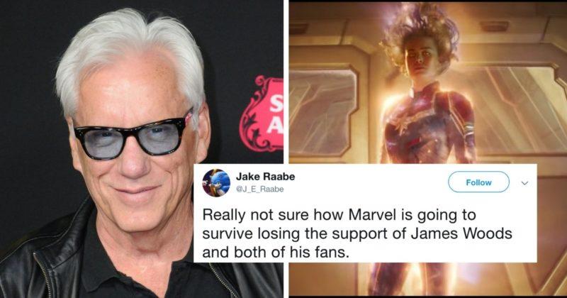 James Wood Noikot Captain Marvel
