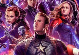 Poster Baru Avengers Endgame