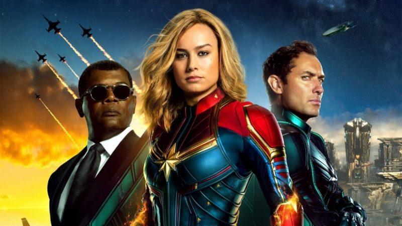 Rating Captain Marvel Cinemascore