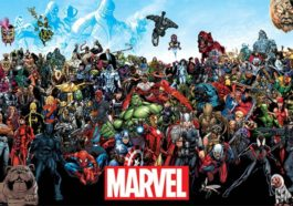 Sejarah Marvel Universe