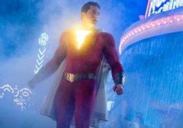 Shazam Terbang Seperti Superman