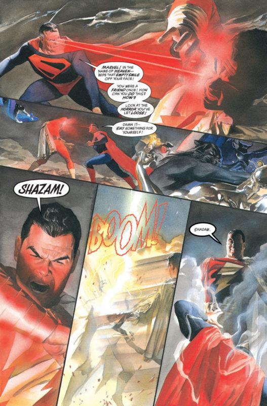 Shazam Vs Superman Nazi