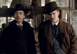 Sherlock Holmes 3 Amerika