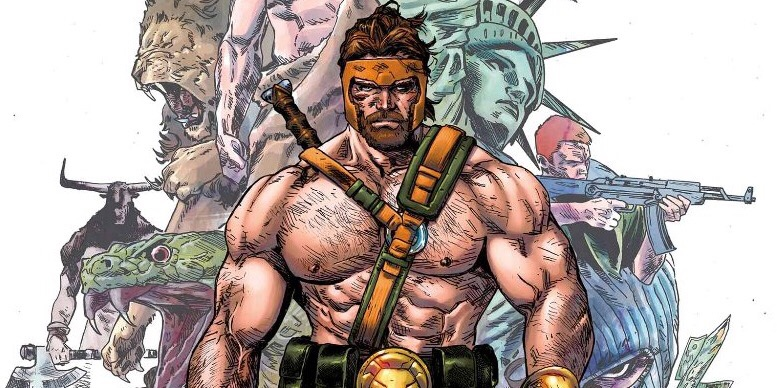 The Eternals Hercules