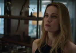 Thor Sambut Captain Marvel