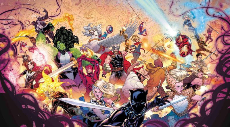 War Of The Realms Trailer