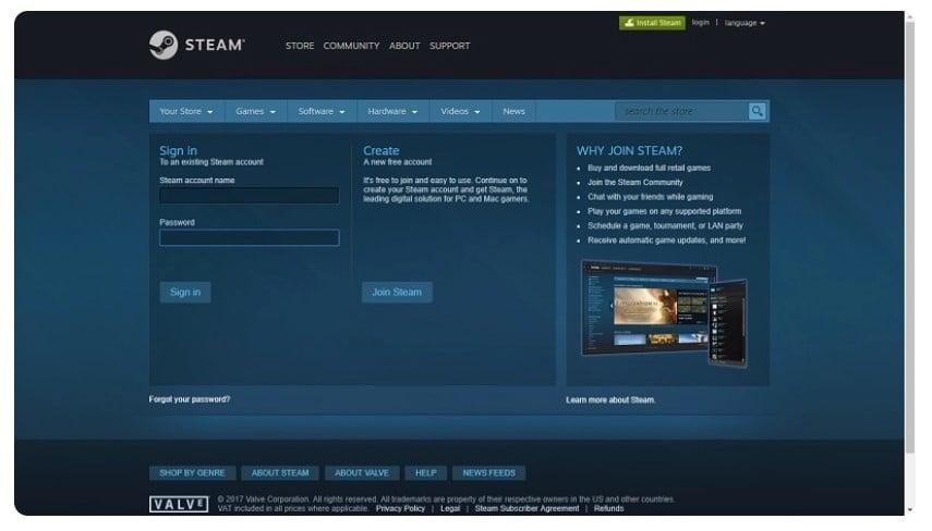 Cara Aktivasi Game Di Steam (1)