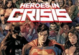Heroes In Crisis Tom King