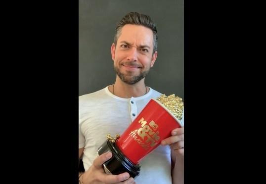 Zach Levi Mtw Award