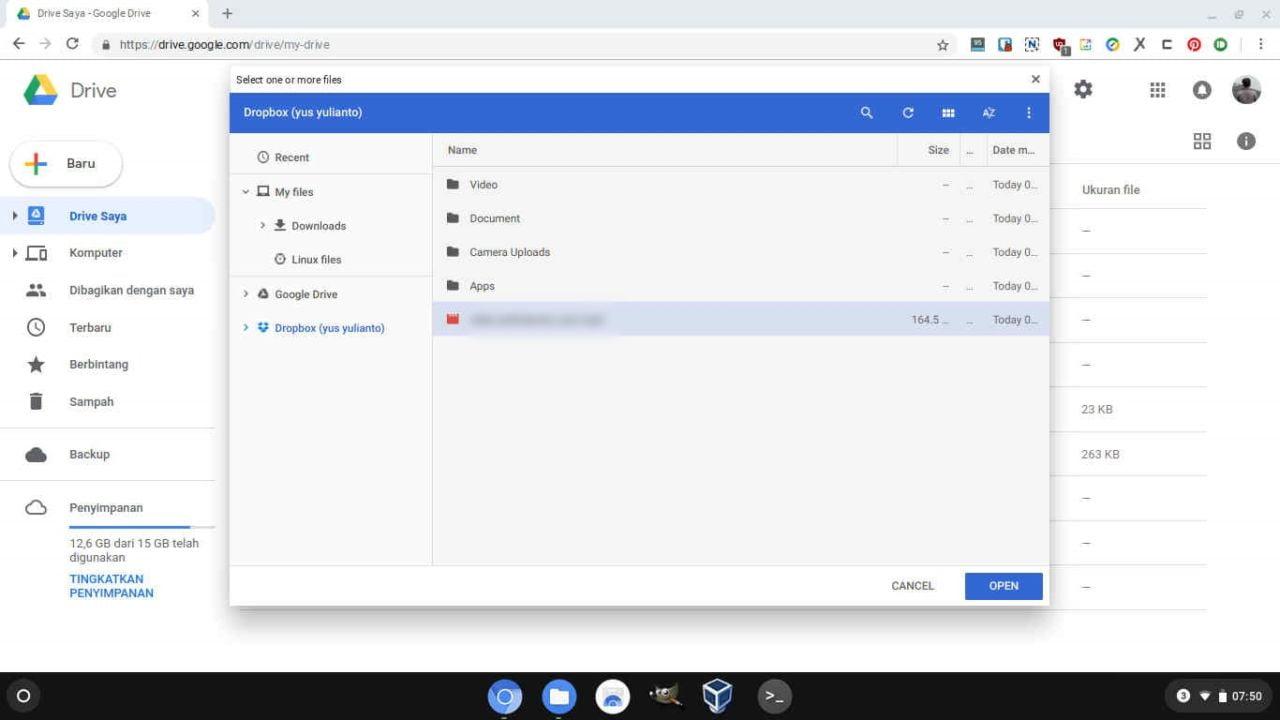 Cara Memasukkan Video Dari Google Drive Ke Website (7)