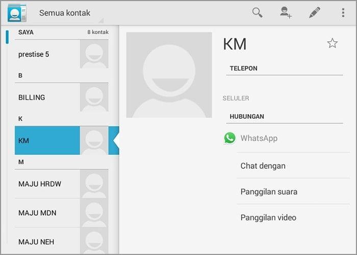 Cara Menambahkan Kontak Whatsapp Di Nox App Player (2)