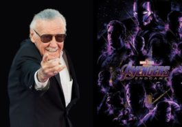 Stan Lee Cameo Avengers Endgame