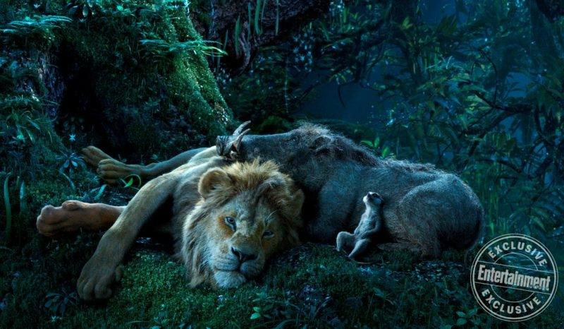The Lion King Simba Dan Kawan