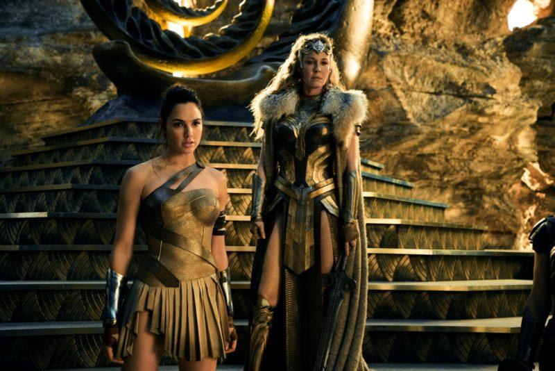 Wonder Woman Mentor