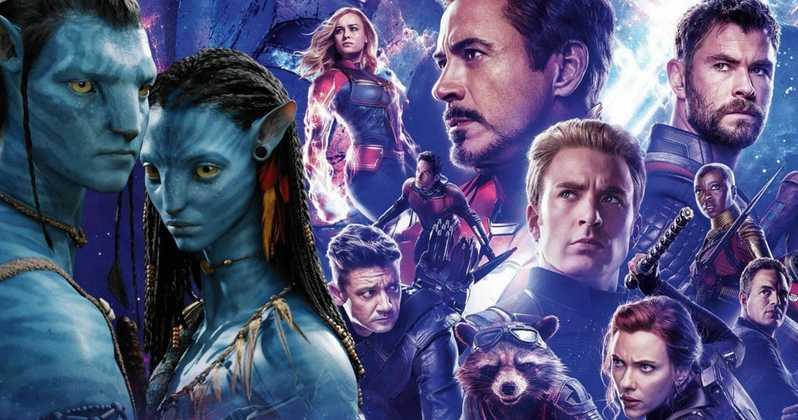 Avengers Endgame Box Office Avatar