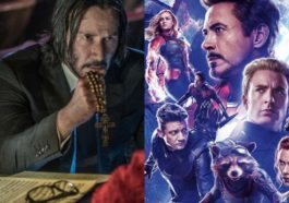 John Wick Avengers Endgame Box Office