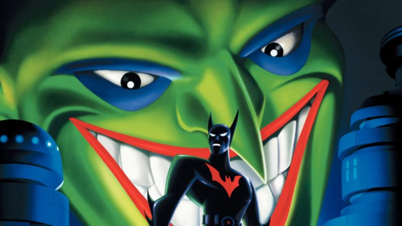 Animasi Batman Terbaik Batman Beyond