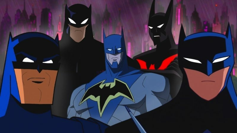 Animasi Batman Terbaik Sepanjang Masa