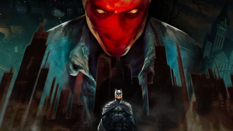 Animasi Batman Under The Red Hood