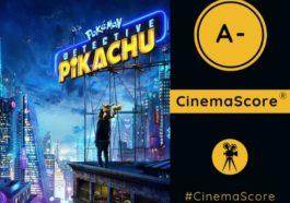 Detective Pikachu Cinemascore