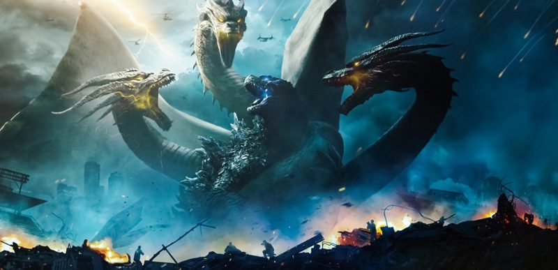 Dapat Review Negatif, Godzilla: King of the Monsters Malah ...
