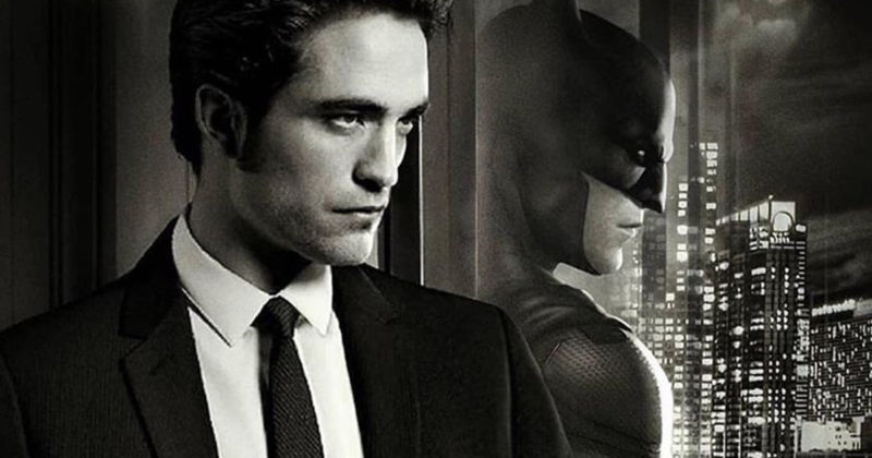 Robert Pattinson Batman'
