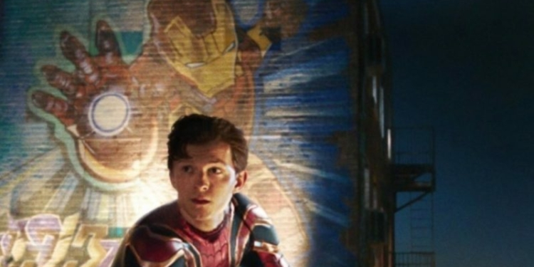 Spider Man Far From Home Iron Man