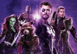 Thor Guardians Of Galaxy 3
