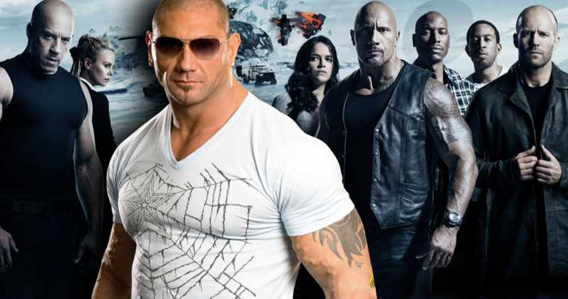 Fast And Furious Dave Bautista