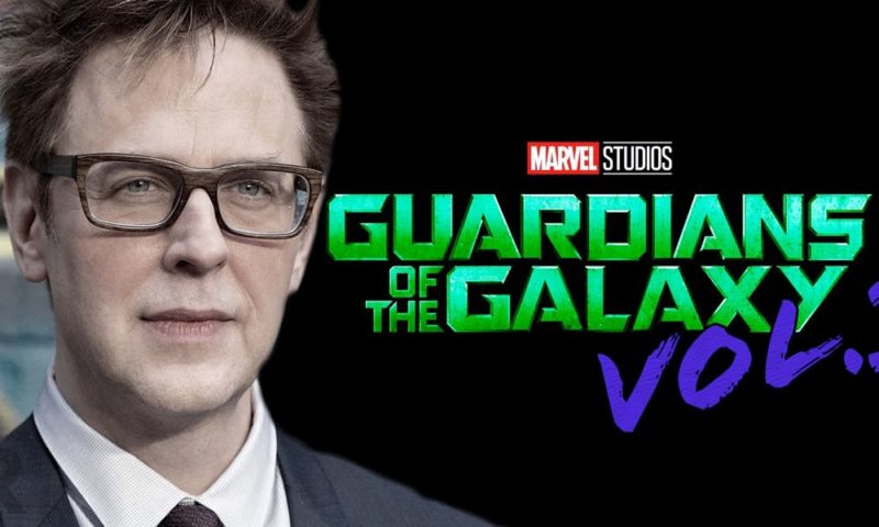 James Gunn Guardians Of The Galaxy 3