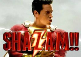 Shazam futy of the gods syuting