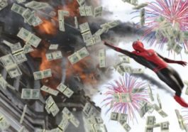 Spider Man Far From Home Box Office Prediksi