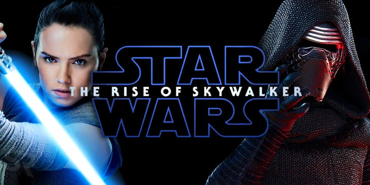 Star Wars 9 Rise Of Skywalker