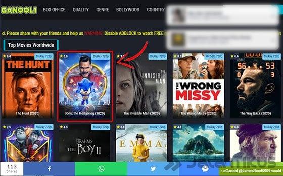 Cara Download Film Di Ganool Terbaru 2020 (1)