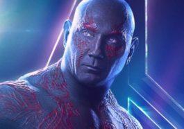 Drax Avengers Endgame