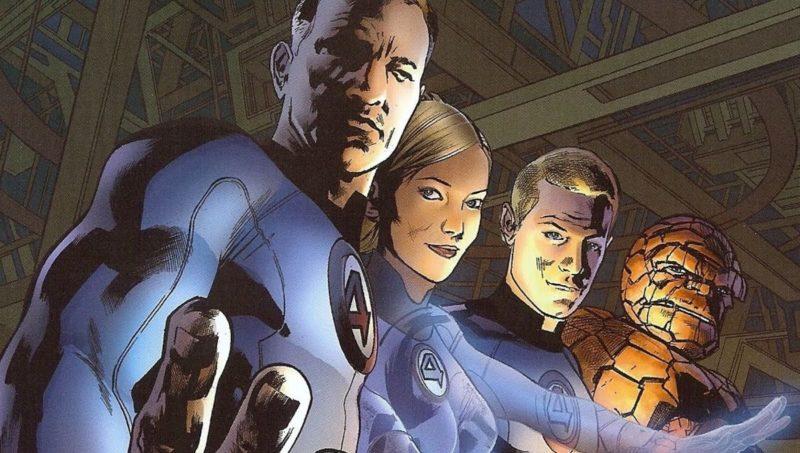 Fantastic Four Mcu Debut