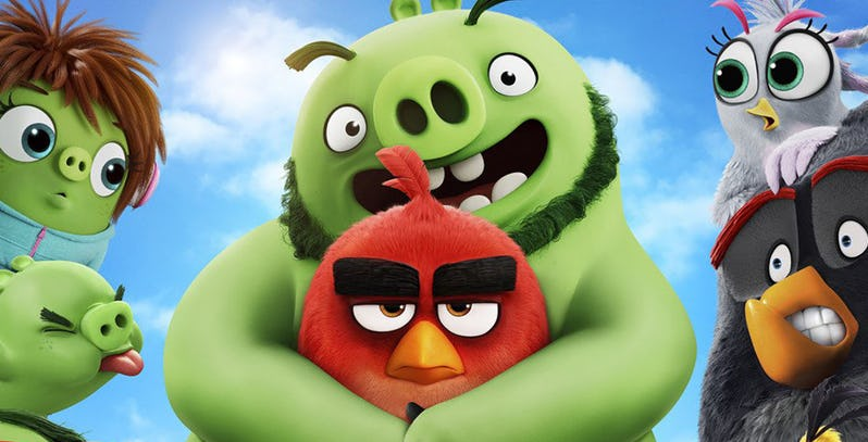Final Trailer Angry Birds Movie 2