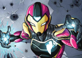 Ironheart Marvel Comics
