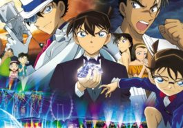 Jadwal Tayang Detective Conan The Fist Pf Blue Shapphire