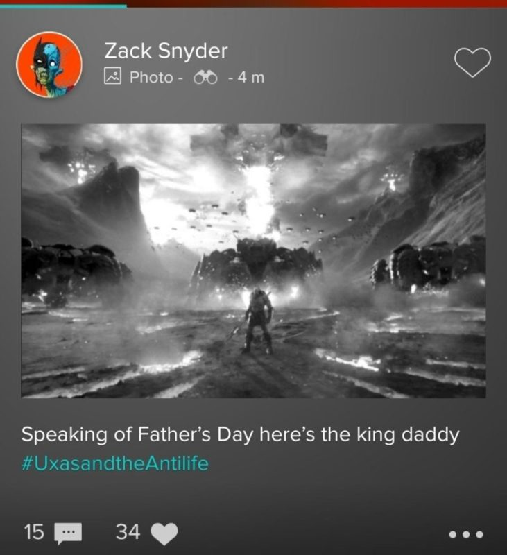 Justice League Zack Synder Darkseid