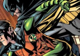Matt Reeves Batman Robin