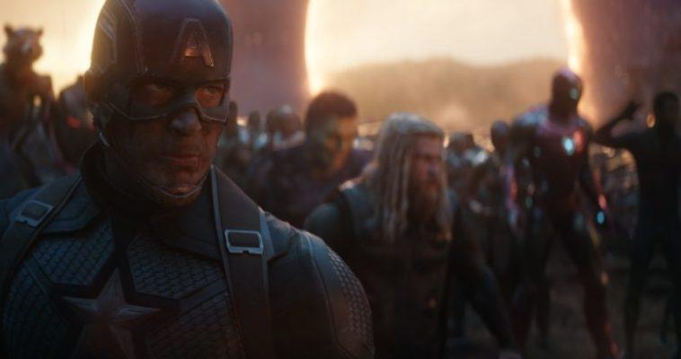 Rilis Ulang Avengers Endgame