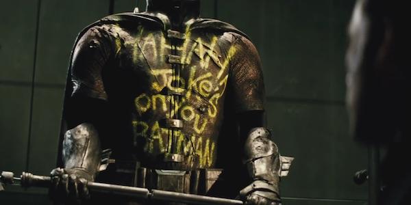 Robin Batman Bvs